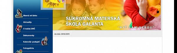 Materská škola Z. Kodálya Galanta