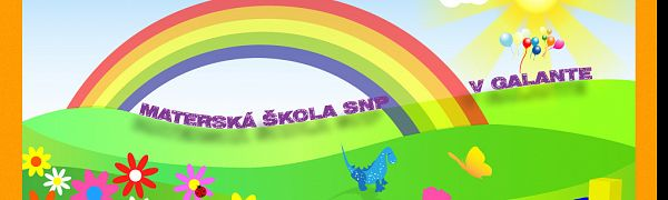 Materská škola Štvrť SNP Galanta